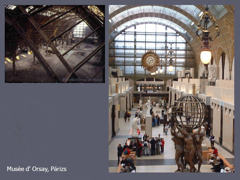 Musèe d' Orsay, Párizs