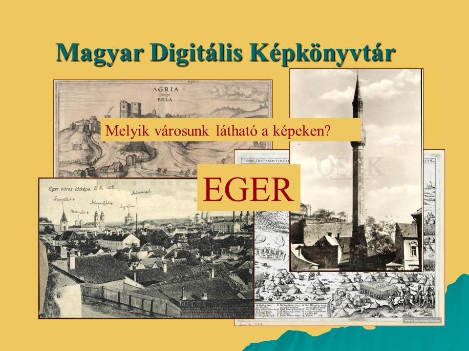 Magyar Digitális Képkönyvtár