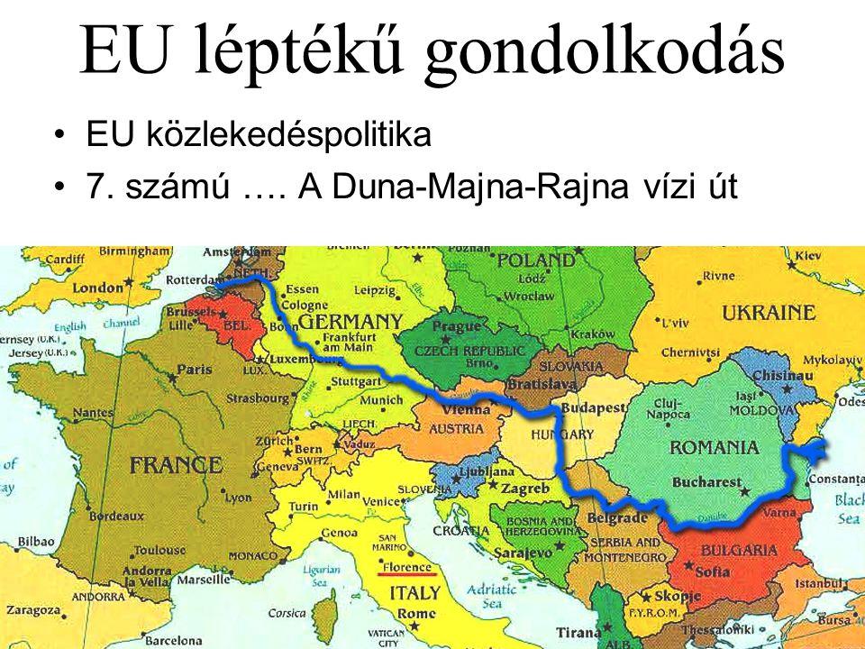 EU léptékű gondolkodás