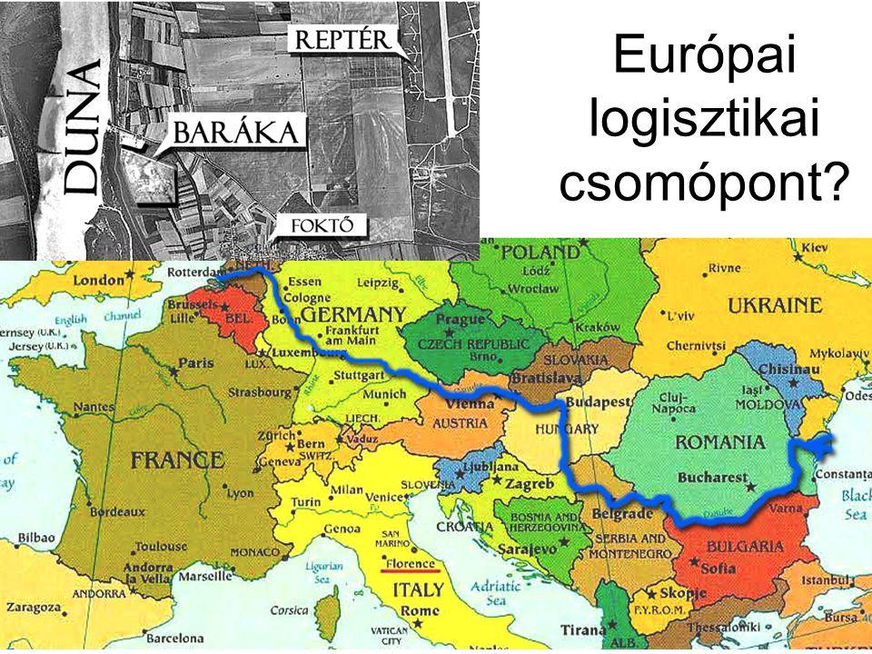 Európai logisztikai csomópont