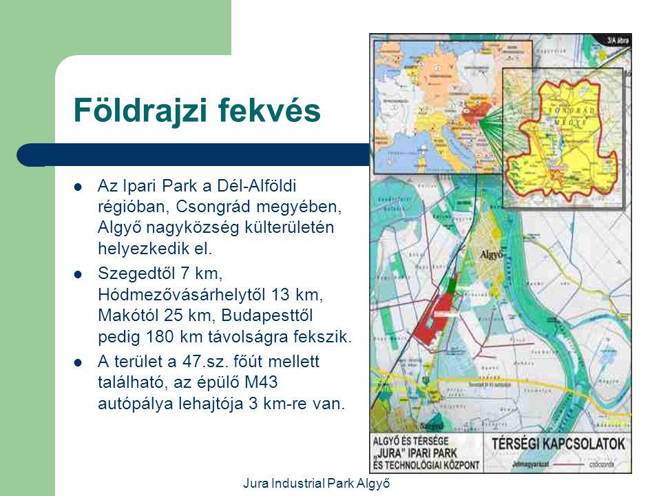 Jura Industrial Park Algyő