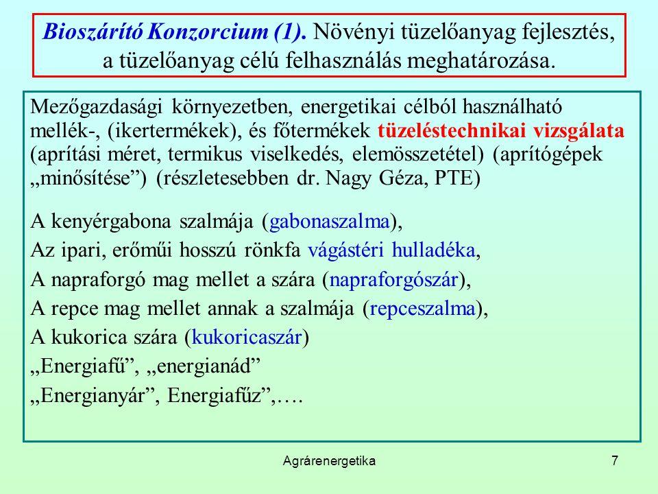 Bioszárító Konzorcium (1)