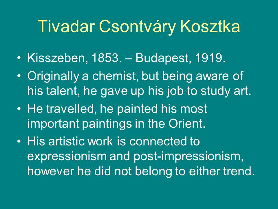 Tivadar Csontváry Kosztka