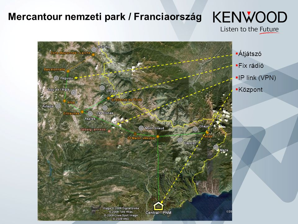 Mercantour nemzeti park / Franciaország