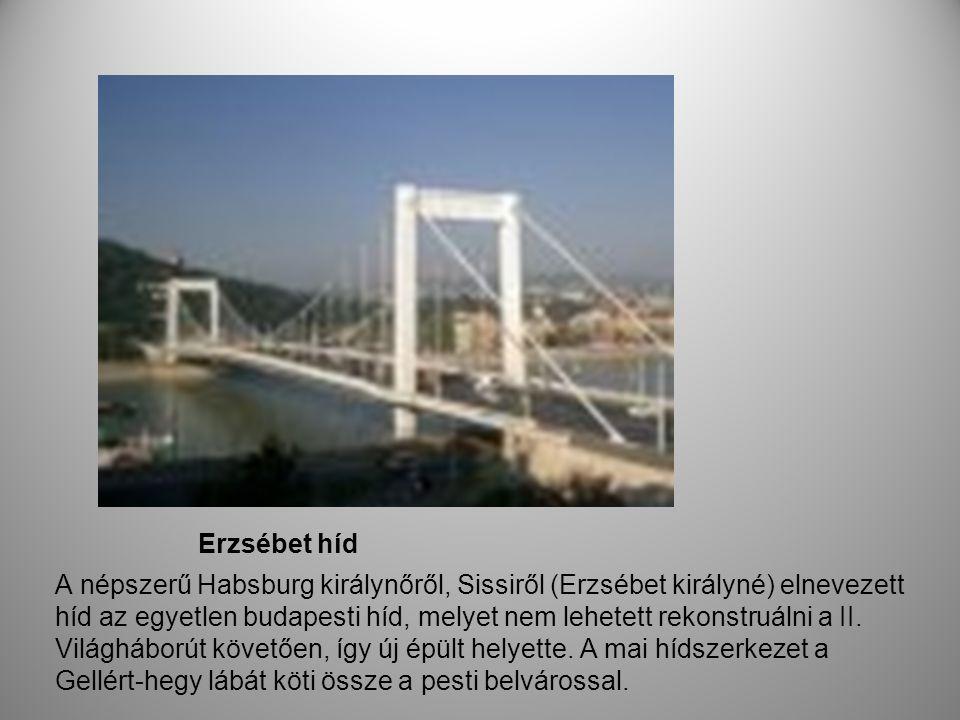 Erzsébet híd Erzsébet híd.