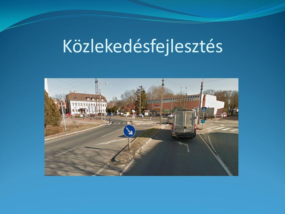 Közlekedésfejlesztés