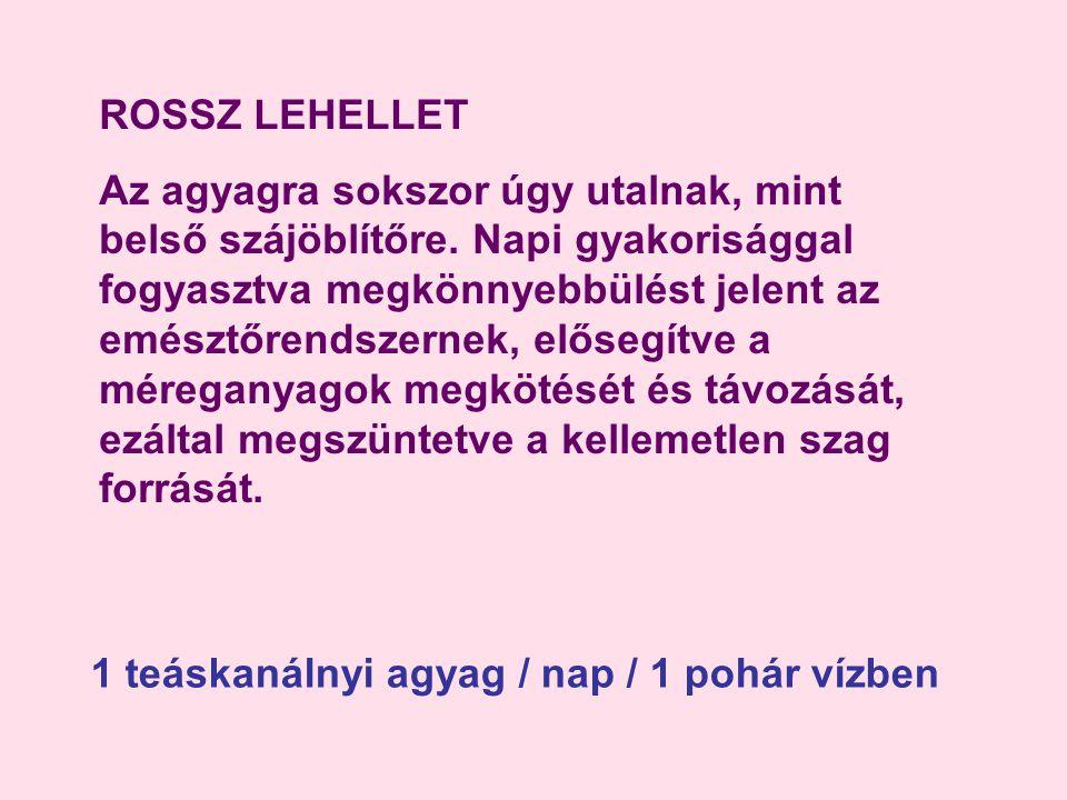 ROSSZ LEHELLET