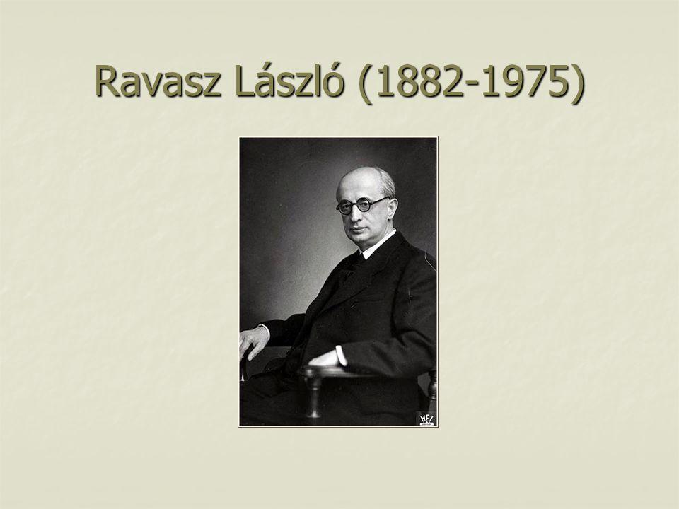 Ravasz László (1882-1975)