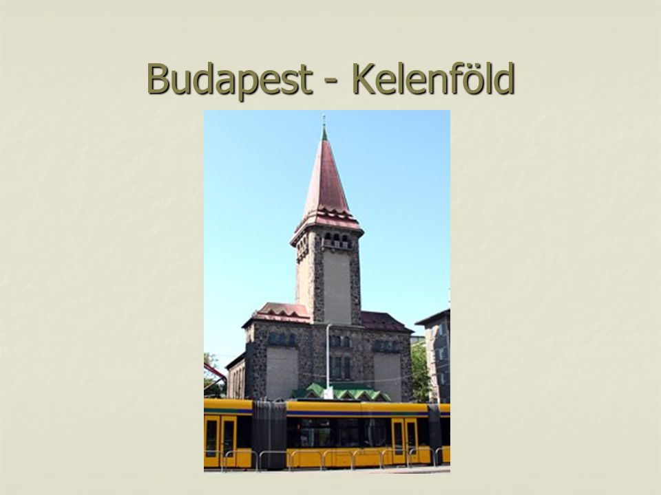 Budapest - Kelenföld