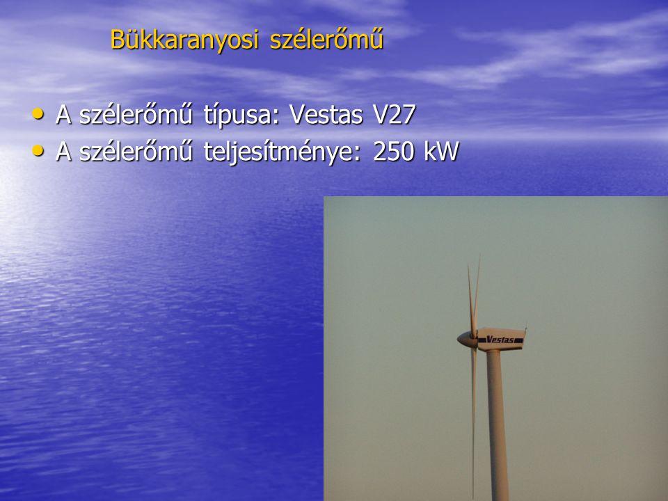 Bükkaranyosi szélerőmű