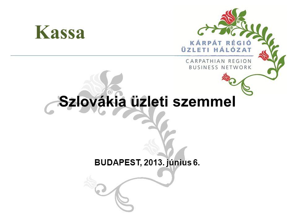 Szlovákia üzleti szemmel