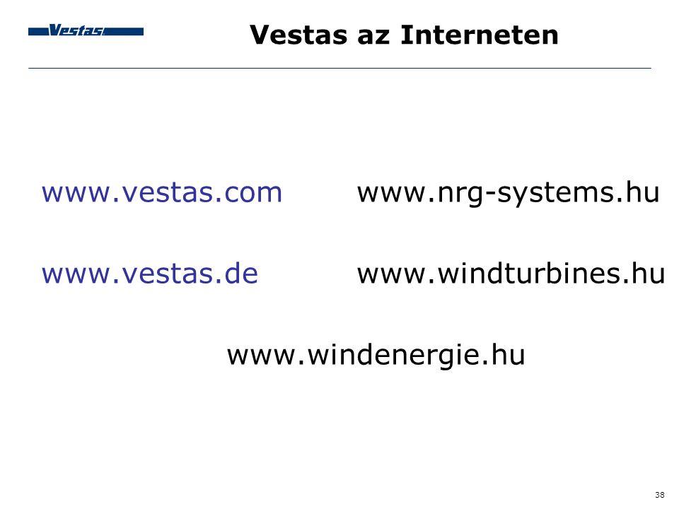 www.vestas.com www.nrg-systems.hu www.vestas.de www.windturbines.hu