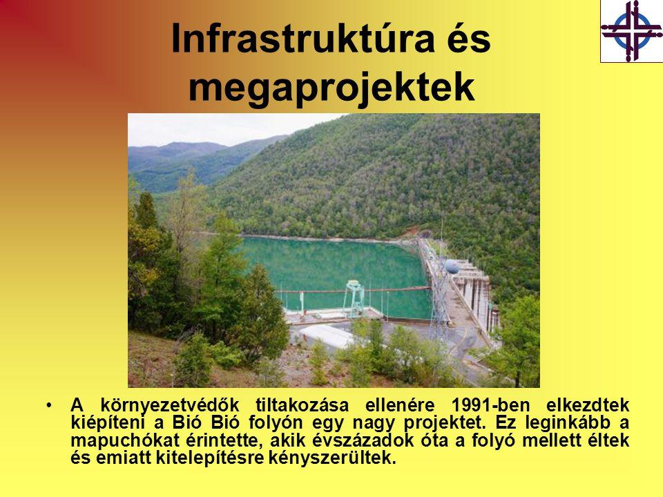 Infrastruktúra és megaprojektek