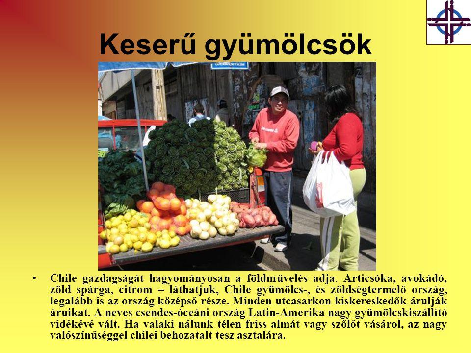 Keserű gyümölcsök