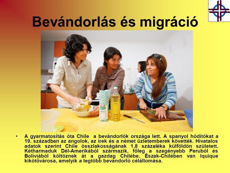 Bevándorlás és migráció