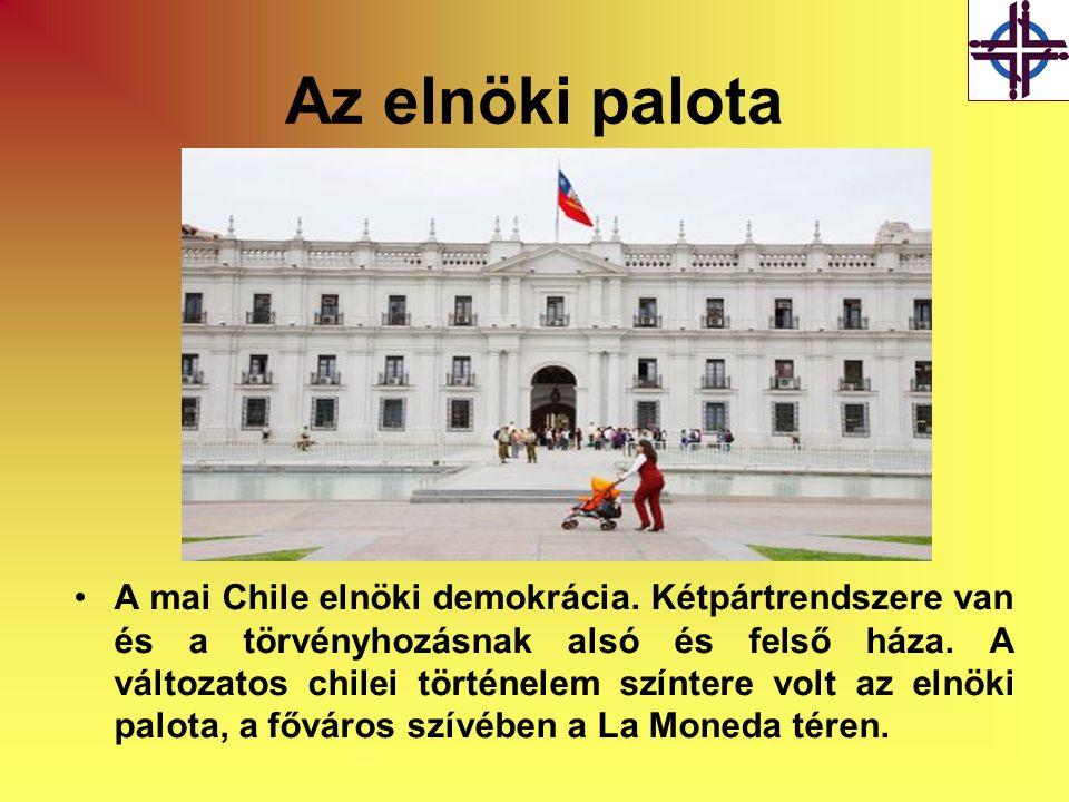 Az elnöki palota
