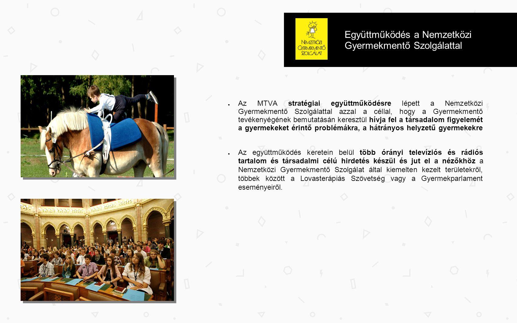 Együttműködés a Nemzetközi Gyermekmentő Szolgálattal