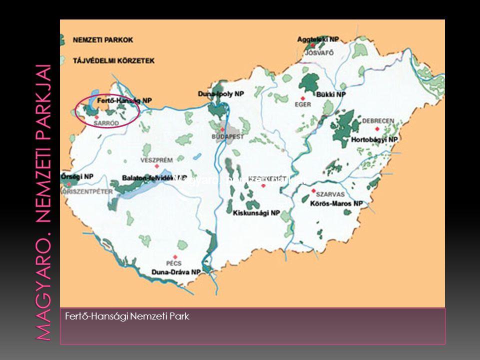 Magyaro. nemzeti parkjai