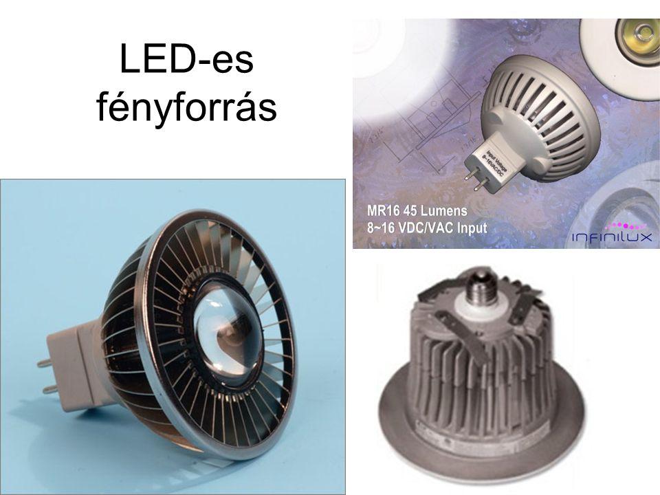 LED-es fényforrás