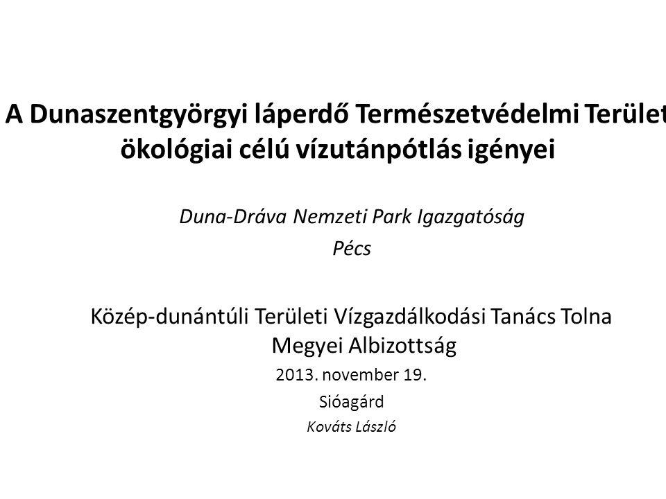 Duna-Dráva Nemzeti Park Igazgatóság