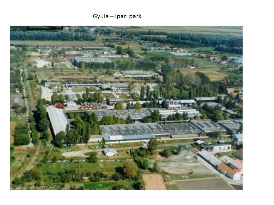 Gyula – ipari park
