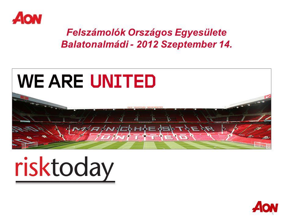 Felszámolók Országos Egyesülete Balatonalmádi - 2012 Szeptember 14.