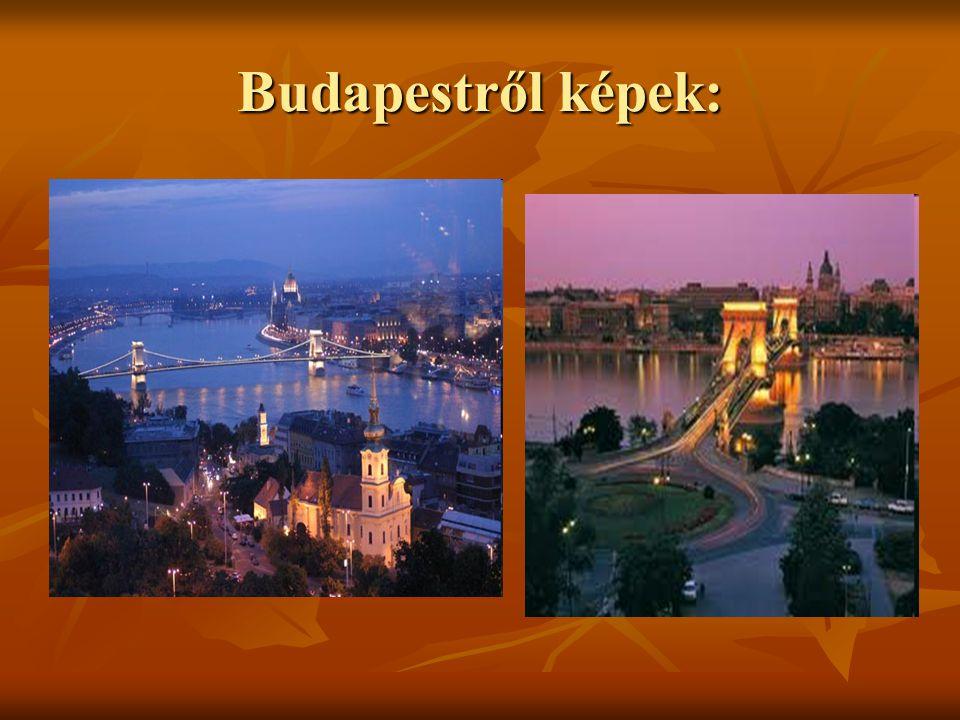 Budapestről képek: