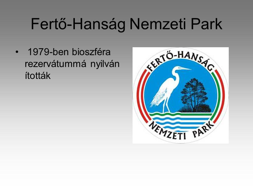 Fertő-Hanság Nemzeti Park