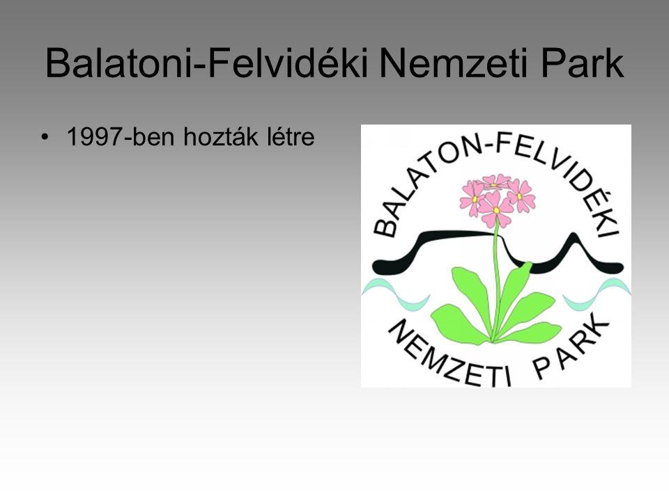 Balatoni-Felvidéki Nemzeti Park