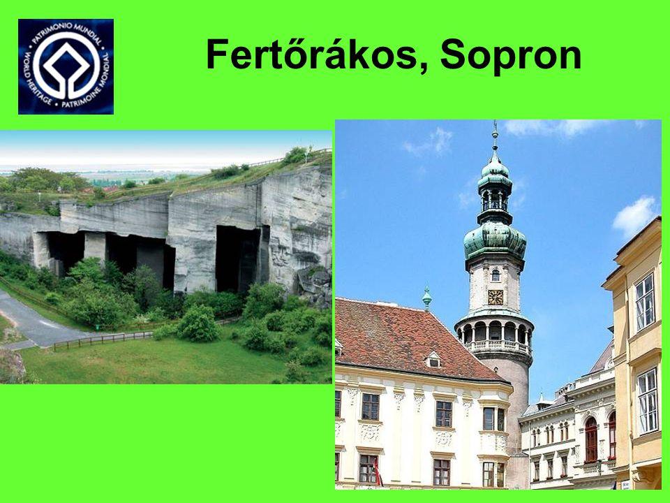 Fertőrákos, Sopron