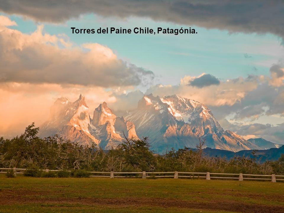 Torres del Paine Chile, Patagónia.