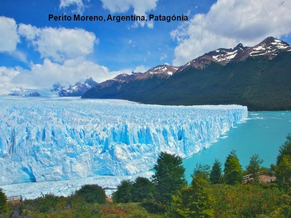 Perito Moreno, Argentína, Patagónia