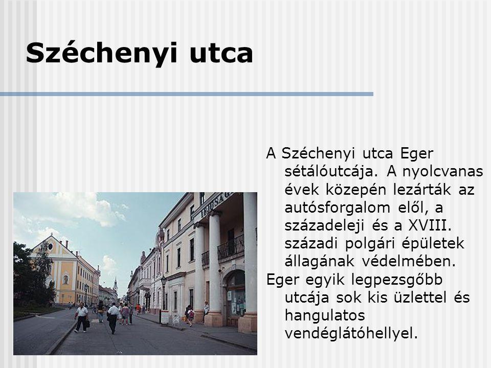 Széchenyi utca