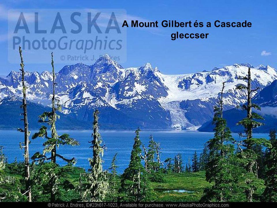A Mount Gilbert és a Cascade