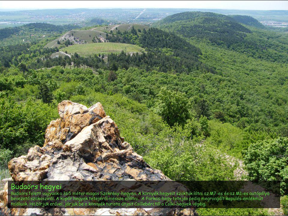 Budaörs hegyei