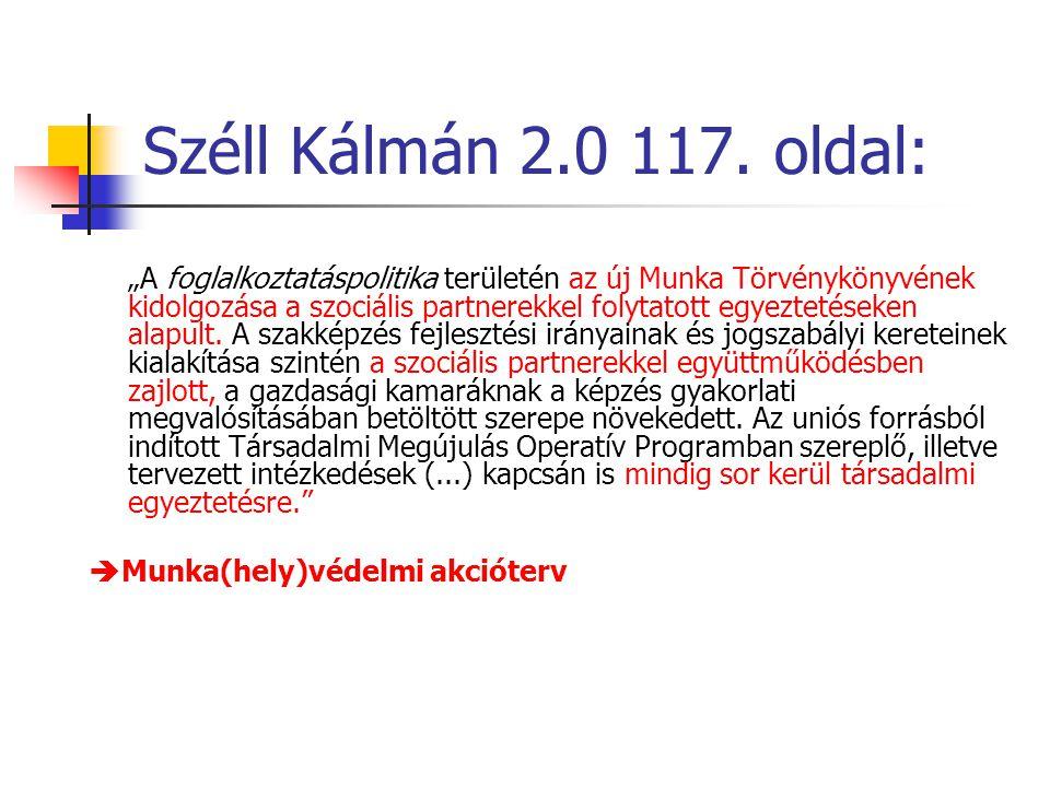 Széll Kálmán 2.0 117. oldal: