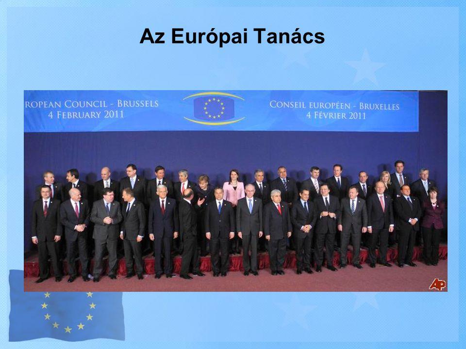 Az Európai Tanács
