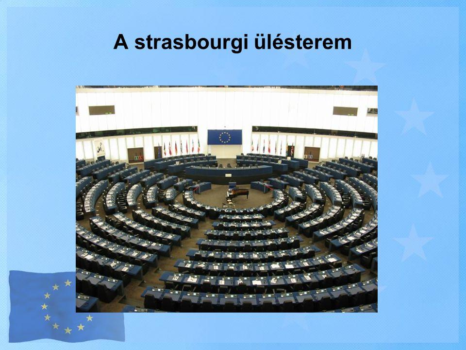 A strasbourgi ülésterem