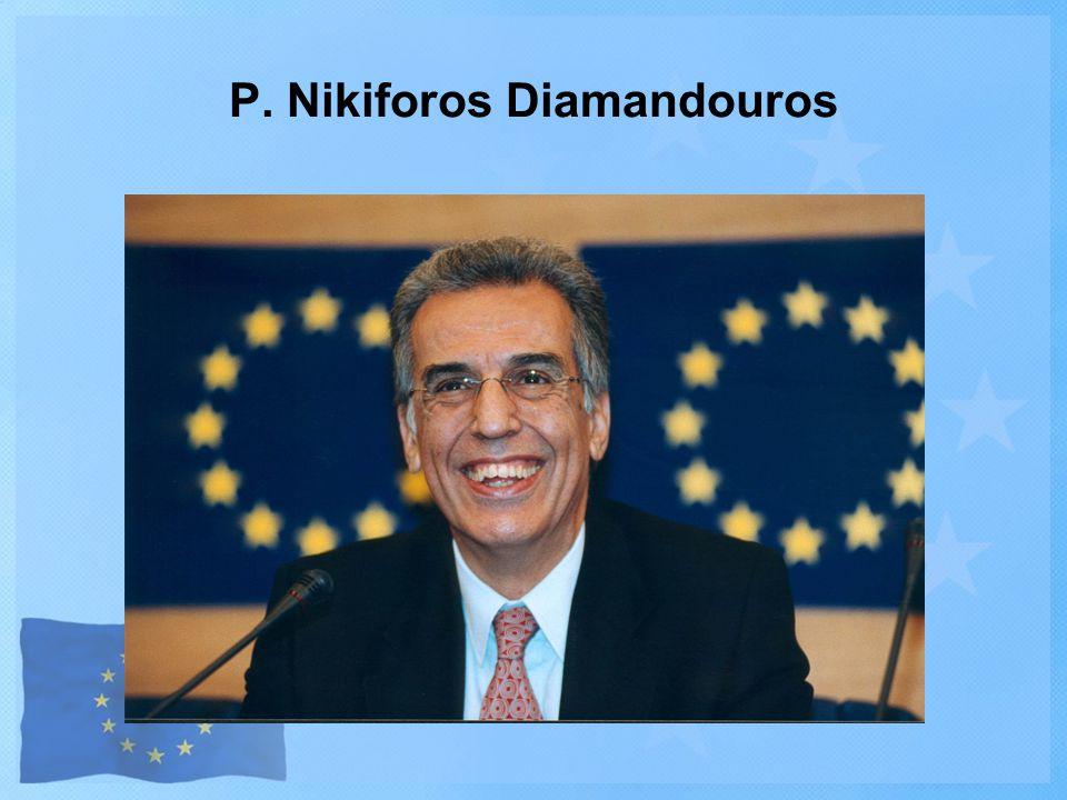 P. Nikiforos Diamandouros