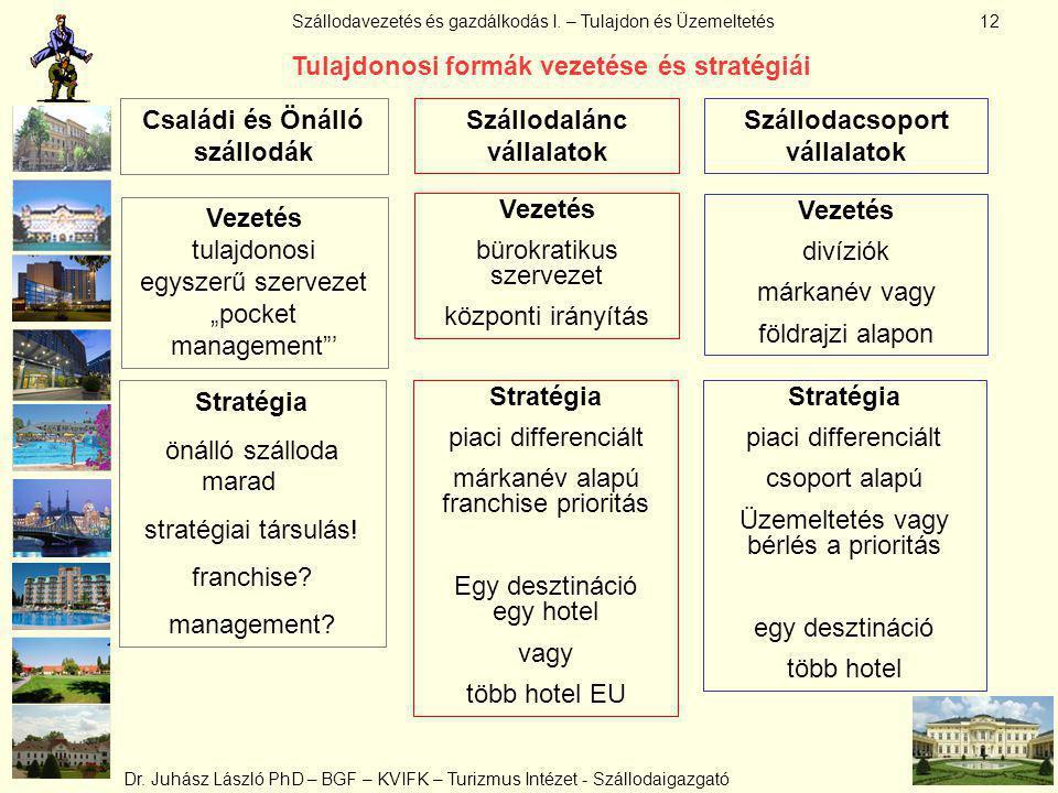 Tulajdonosi formák vezetése és stratégiái