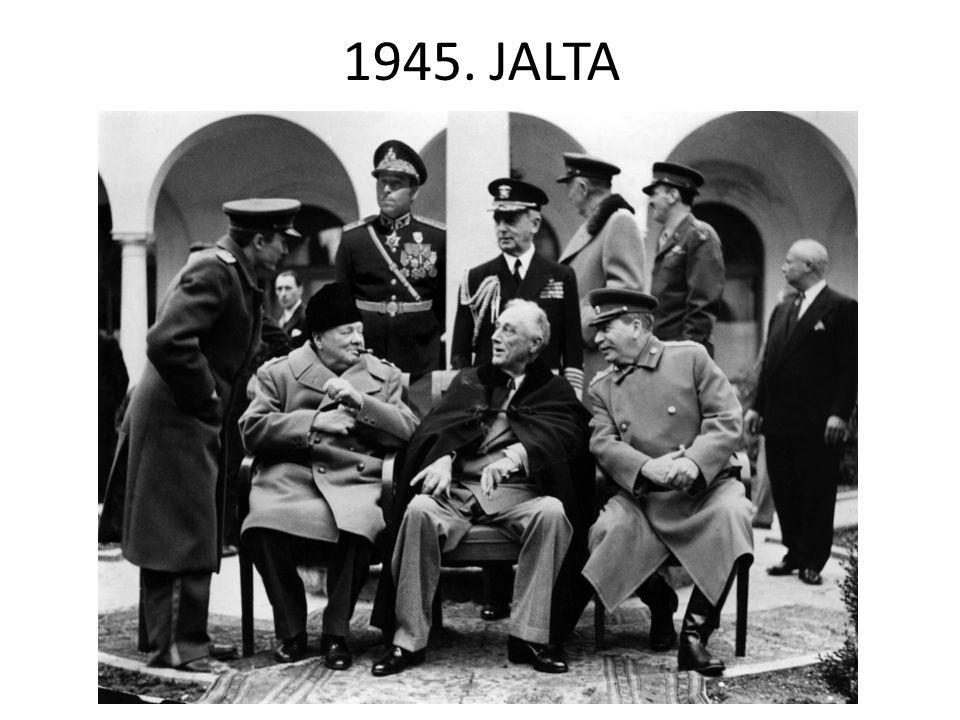 1945. JALTA