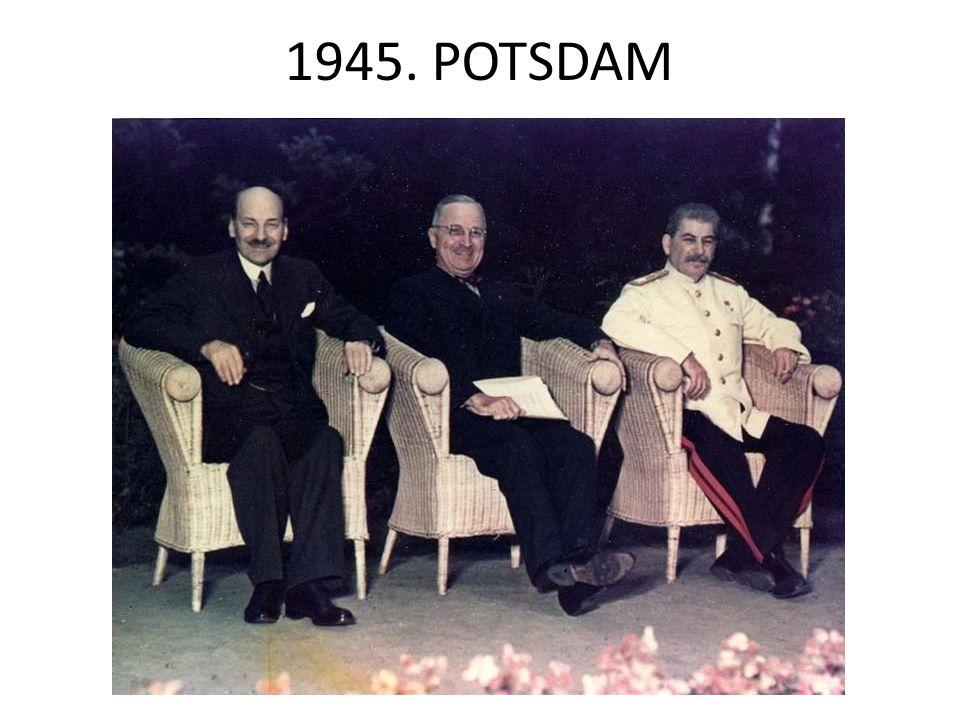 1945. POTSDAM