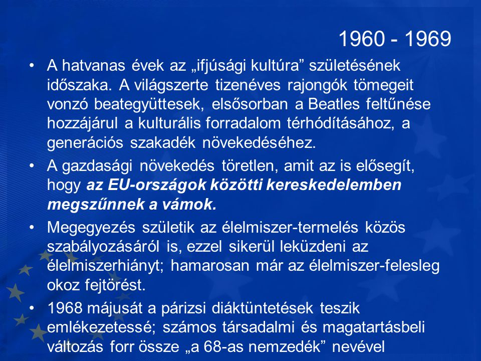1960 - 1969
