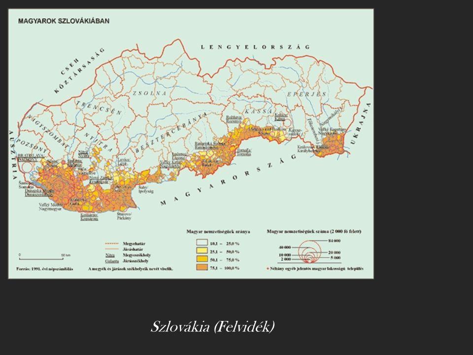 Szlovákia (Felvidék)