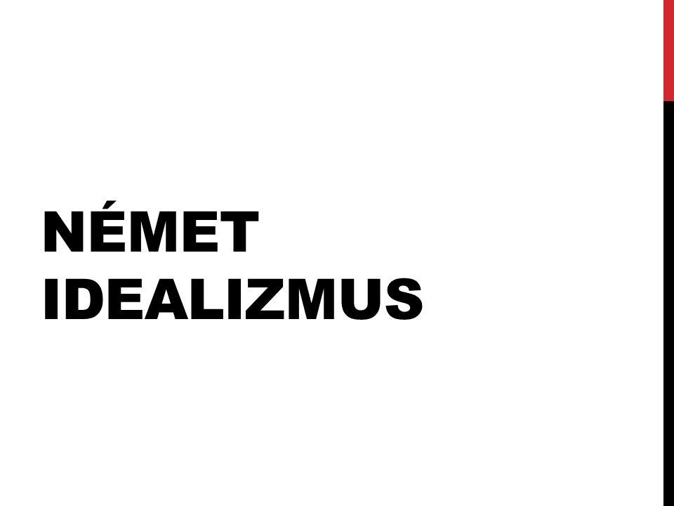 Német idealizmus