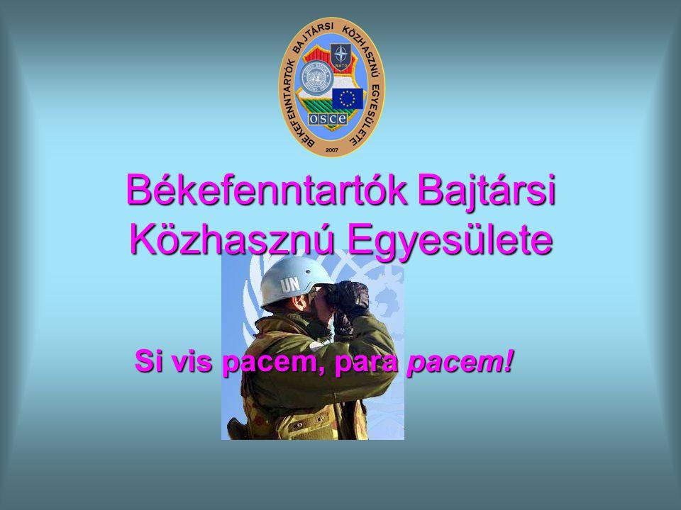 Békefenntartók Bajtársi Közhasznú Egyesülete