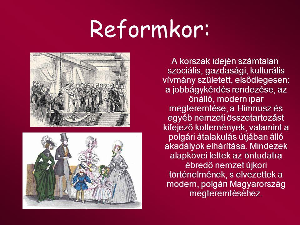 Reformkor: