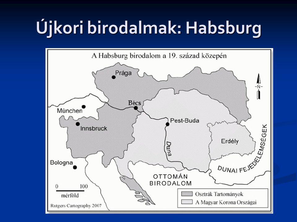 Újkori birodalmak: Habsburg