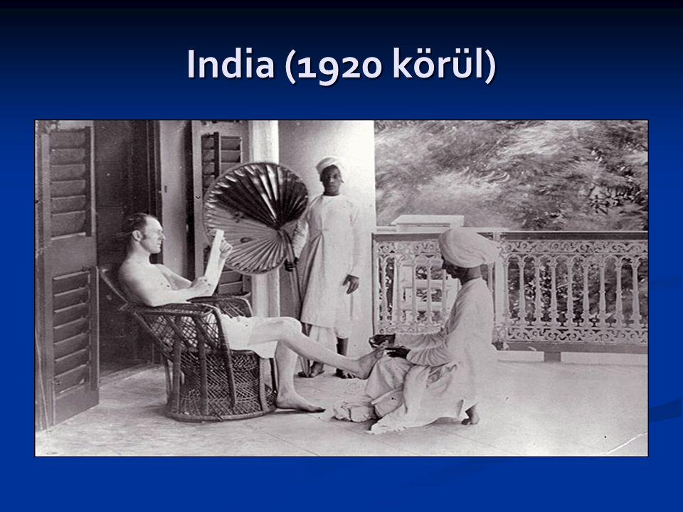 India (1920 körül)