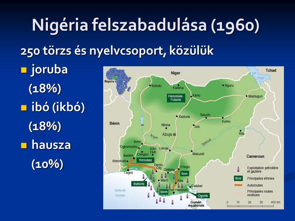 Nigéria felszabadulása (1960)